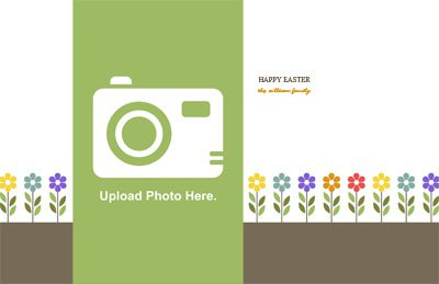Easter2 Greeting Card (55x85)